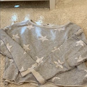 Free People Star Pullover